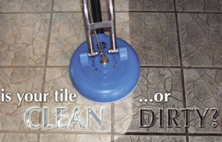 Stone Tile Amp Grout Cleaning